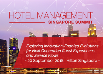 Hotel Management Singapore Summit 2018