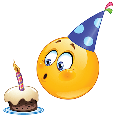 Birthday emoji