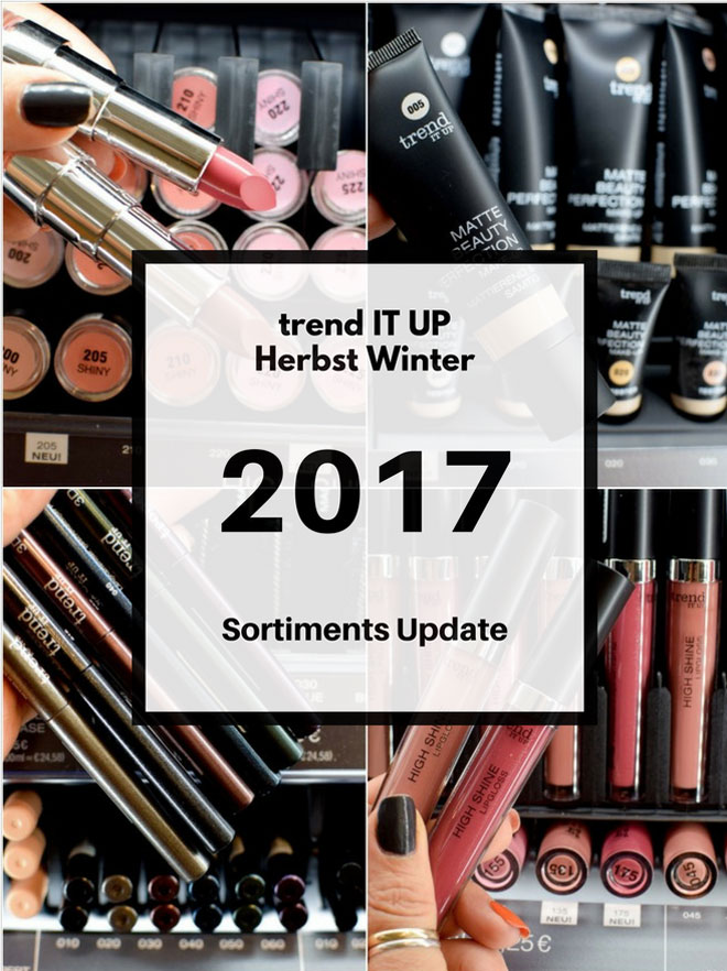 trend IT UP Sortimentsupdate 2017
