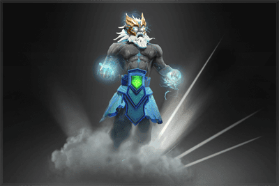 Zeus - Tempest Helm of the Thundergod (Reborn)