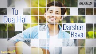Tu Dua Hai Lyrics – Darshan Raval - HAPPY VALENTINE 2016