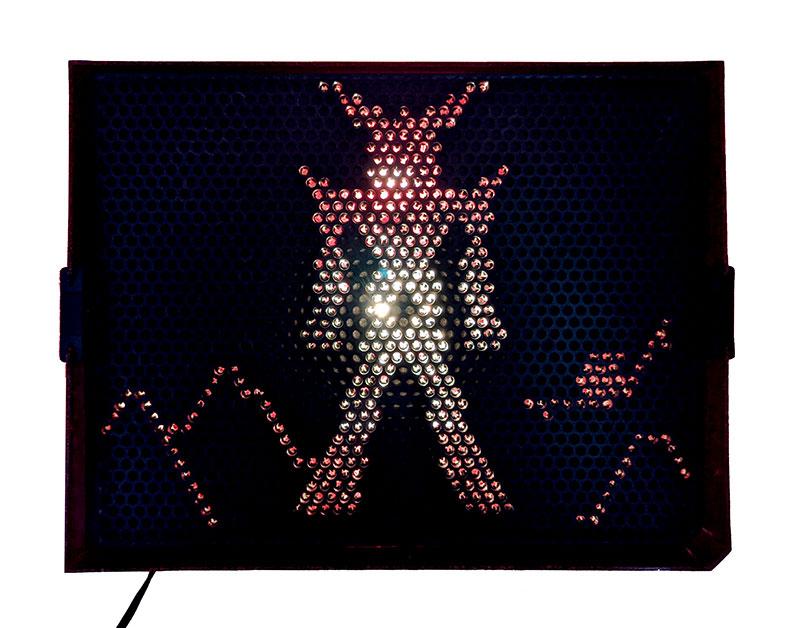Lumirama Madel robot 3