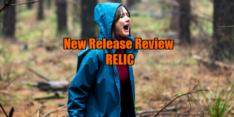 New Release Review [Cinema/Digital] - RELIC