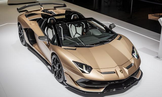 Recall Mobil Mewah Lamborghini Aventador SVJ Coupe dan Roadster