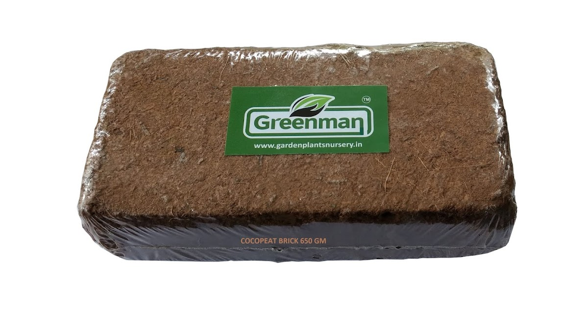 Garden & Agriculture Products Supplier Ahmedabad, Gujarat, India: Cocopeat brick 650 gm1200 x 630 jpeg 147kB