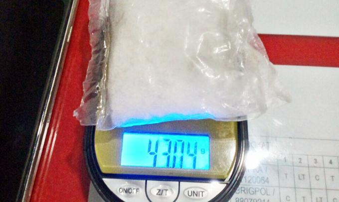 Bongkar Sindikat Narkoba, Polres Bone Amankan Sabu Seberat 43,4 Gram