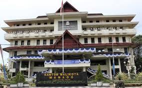 kantor walikota manado