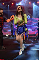 Sunny Leone Dancing on stage At Rogue Movie Audio Music Launch ~  021.JPG
