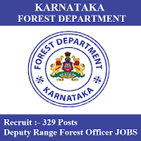 Karnataka Forest Department, KFD Karnataka, freejobalert, Sarkari Naukri, KFD Karnataka Answer Key, Answer Key, kfd karnataka logo