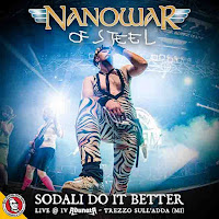 "Το live album των Nanowar Of Steel ""Sodali Do It Better"""
