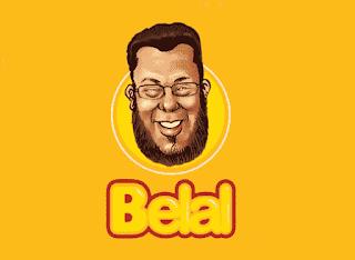 لوجو مطعم بلال
