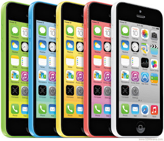 Apple iPhone 5c pictures