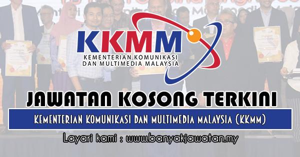 Jawatan Kosong 2019 di Kementerian Komunikasi dan Multimedia Malaysia (KKMM)