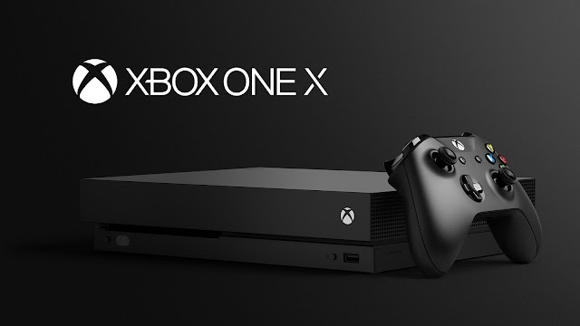 Microsoft Announces New Xbox One X Gaming Console