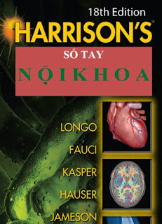 Sổ Tay Nội khoa HARRISON