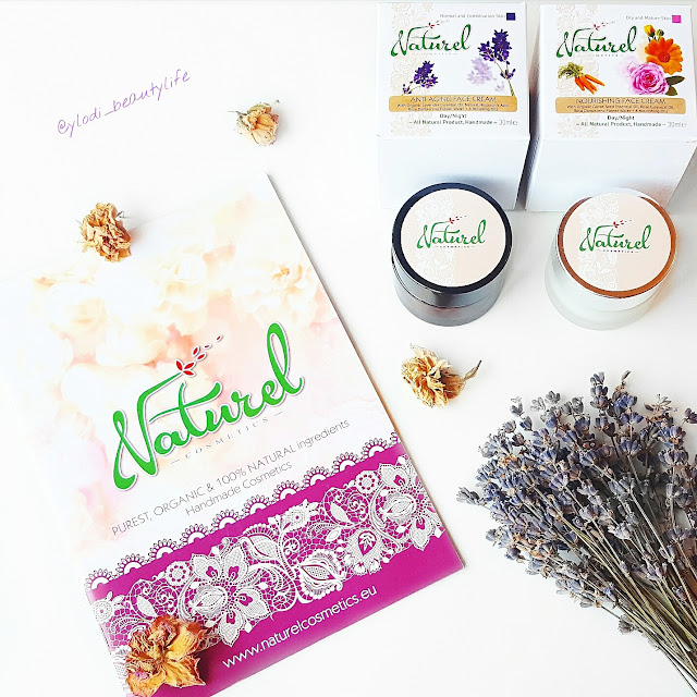 naturel cosmetics review anti ageing cream nourishing cream