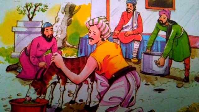 Unique Akbar Birbal ki Kahani