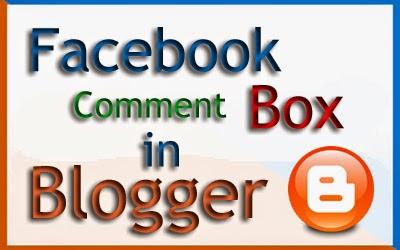 كيفية وضع تعليقات الفيس بوك بمدونات بلوجر