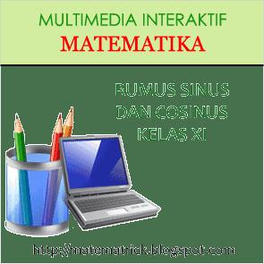 multimedia pembelajaran interaktif matematika bab aturan sinus dan cosinus