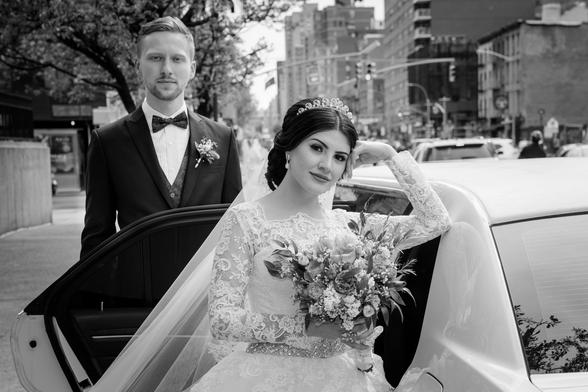 Beautiful New York Wedding Photography