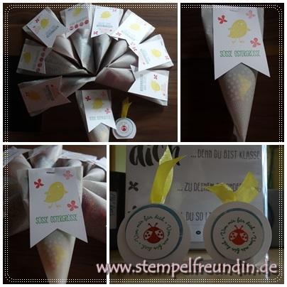 Stampin up, www.stempelfreundin.de, Jessika Tschenscher, Ostern, Goodies, TicTac