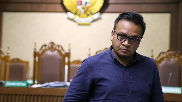 Keponakan Setya Novanto Dituntut 12 Tahun