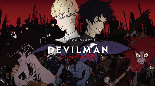Anime Mirip Goblin Slayer - Devilman: Crybaby