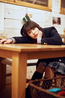 Kato Minami 加藤美南 NGT48, B.L.T Web 2017年3月1日号