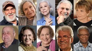 Nos 70 anos da TV brasileira, 10 atores pioneiros que continuam em atividade
