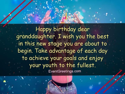Granddaughters Are Special Day