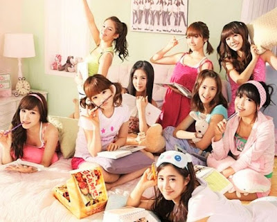 SNSD Commercial Films
