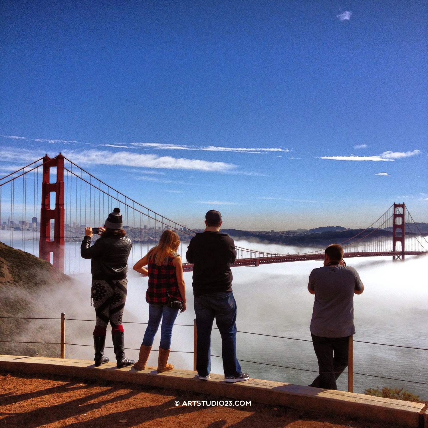 Photographers in San Francisco, USA