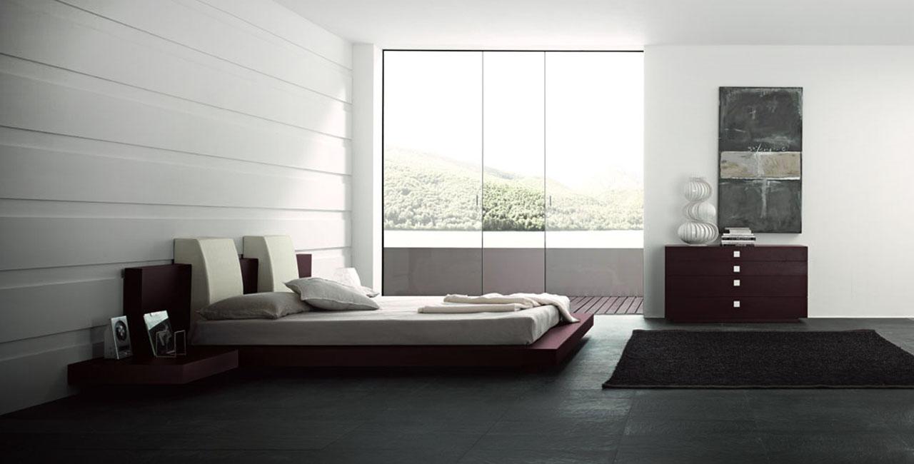 Gambar Desain Interior Minimalis: Desain Kamar Tidur