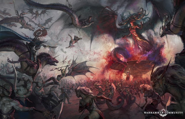 Broken Realms - Morathi