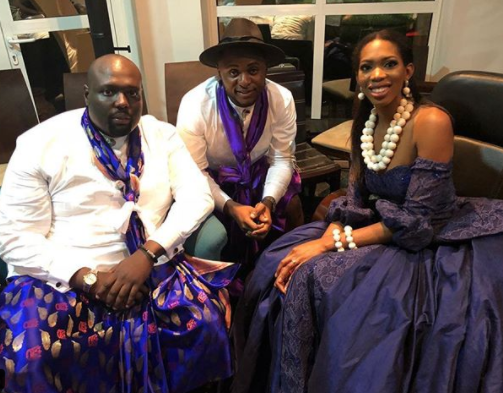 Photos from the wedding introduction of Nela, daughter of former Cross Rivers state governor, Donald Duke