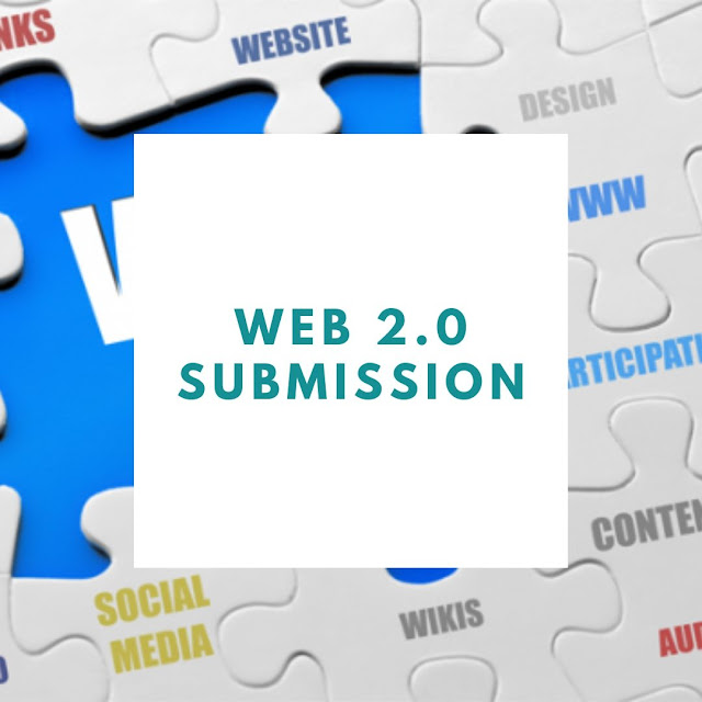 web 2.0 submission seo