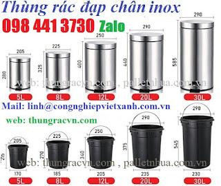 thung-rac-inox-dap-chan-5-7-12-20-30-lit