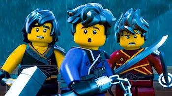 Lego Ninjago - 6 Temporadas Completas