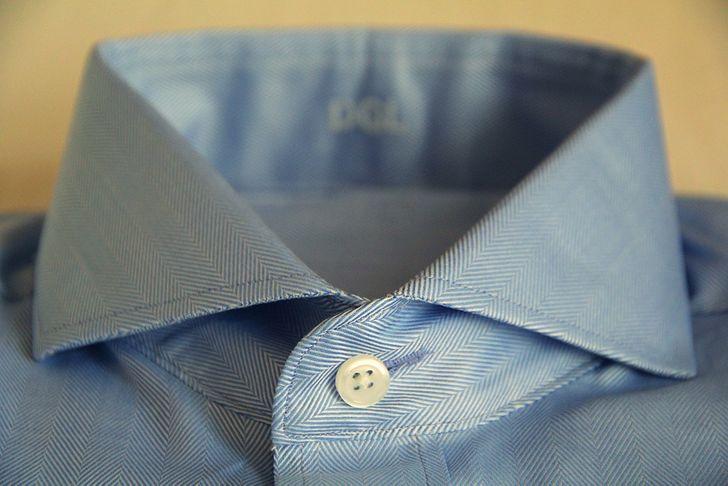 Horizontal buttonholes