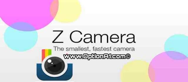 تحميل برنامج Z Camera – Photo Editor Vip للتعديل على الصور