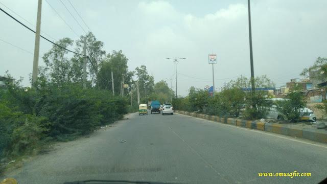 badkhal pali road
