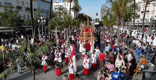 Acordes cordobeses para el Domingo de Ramos de Cádiz