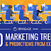 10 Marketing Trends for 2020 & Predictions From Experts #infographic