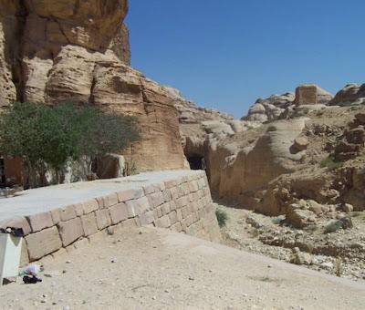 Petra Dam