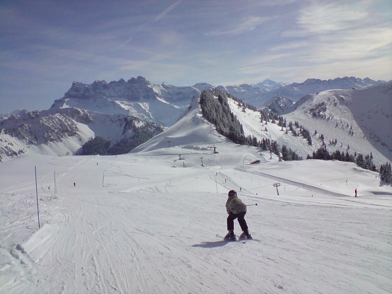 Avoriaz Portes du Soleil Alta Savoia Auvergne-Rhône-Alpes Francia