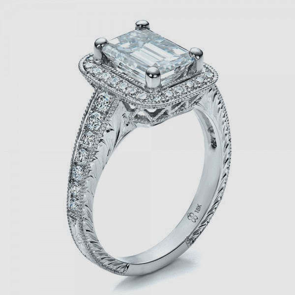 Best Emerald Cut Engagement Rings For Girls Fashion Design