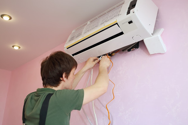 Split System Installation
