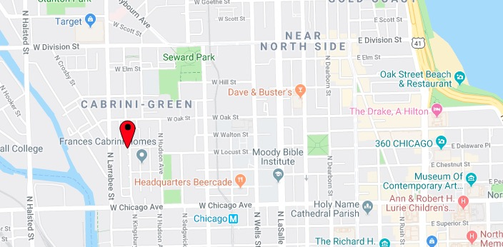 CWB Chicago: Near North: Man shot in Cabrini-Green ... on chicago street numbering system map, avalon park map, chatham map, back of the yards map, henry horner homes map, west rogers park map, avondale map, university of chicago housing map, bucktown map, fulton market map, gresham map, chicago housing projects map, pilsen map, lincoln park map, university village map, bridgeport map, brighton park map, united center park map, englewood map, cnu map,