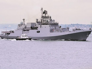 Indian Navy signed Contract with Suryadipta Projects