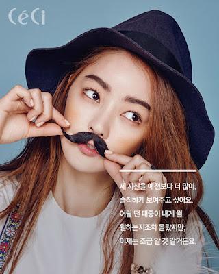 Seo Hyo Rim - Ceci Magazine February Issue 2016